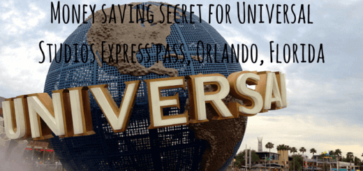 Money saving secret for Universal Studios Express pass, Orlando, Florida