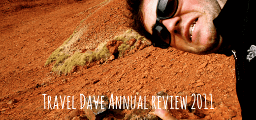 Travel Dave Annual review 2011