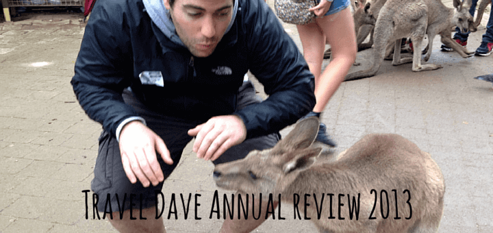 Travel Dave Annual review 2013