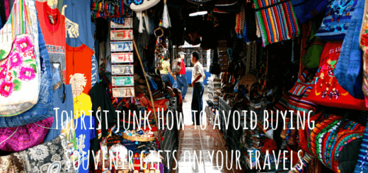 Tourist junk How to avoid buying souvenir gifts on your travels