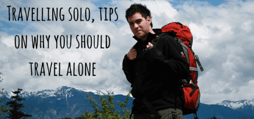 Travelling solo, tips on why you should travel alone