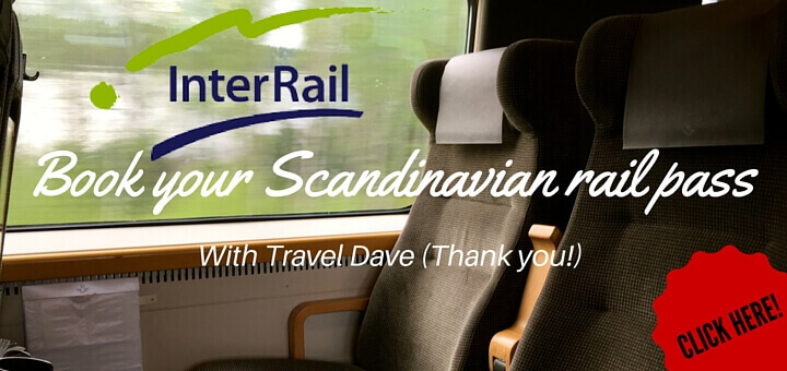 Scandinavian Rail Pass