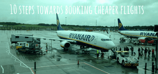 10 steps towards booking cheaper flights
