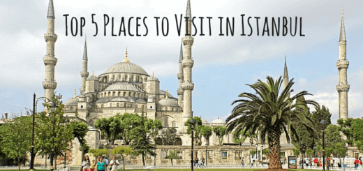 Top 5 Places to Visit in Istanbul