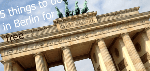 5 things to do in Berlin for free