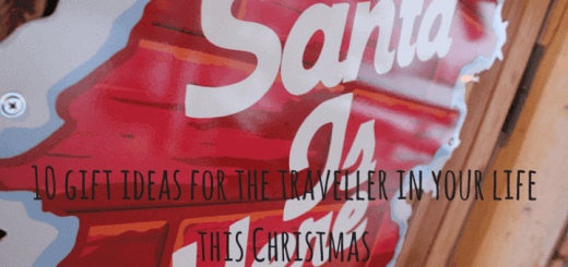 10 gift ideas for the traveller in your life this Christmas