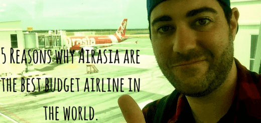5 Reasons why Airasia are the best budget airline in the world.