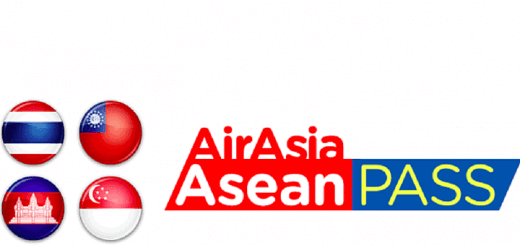 Choosing my AirAsia Asean pass route