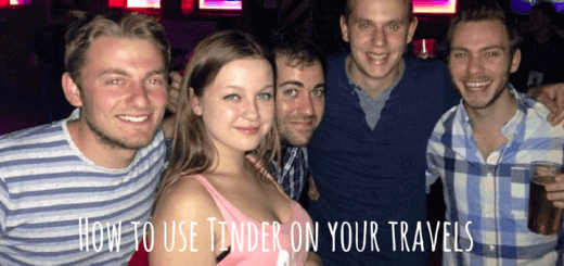 How to use Tinder on your travels