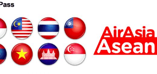 AirAsia Asean pass, fly around Asia with one ticket? Is it good value for Backpackers?