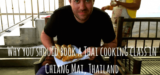 Why you should book a Thai cooking class in Chiang Mai, Thailand