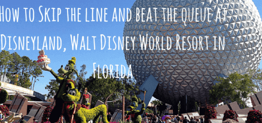How to Skip the line and beat the queue at Disneyland, Walt Disney World Resort in Florida