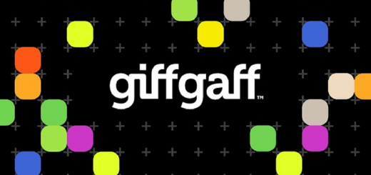 GiffGaff: Best SIM card for your travels in the UK