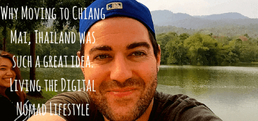 Why Moving to Chiang Mai, Thailand was such a great idea. Living the Digital Nomad Lifestyle