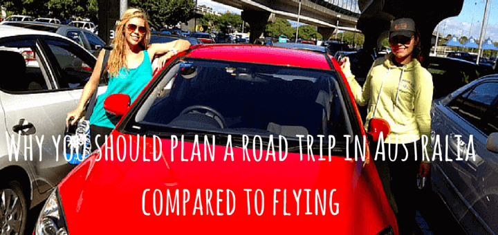 Why you should plan a road trip in Australia
