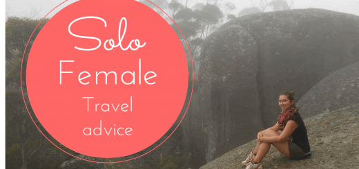 Guest post Tips on solo female travel, by solo female traveller Linda Broos