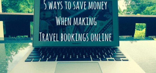 5 ways to save money when making travel bookings online