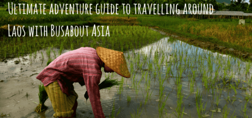 Ultimate adventure guide to travelling around Laos with Busabout Asia
