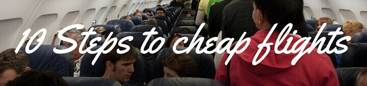 tips for cheap flights