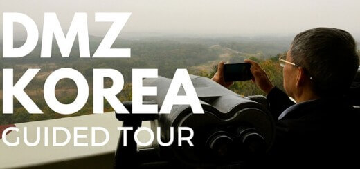 DMZ KOREA GUIDED TOUR