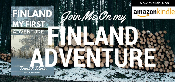 Finland Advneture Ebook