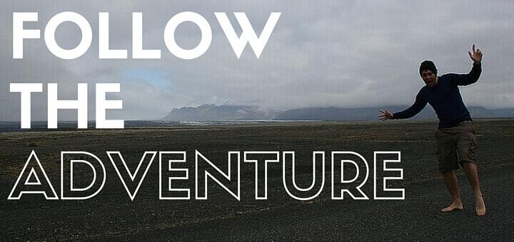 Follow the Adventure