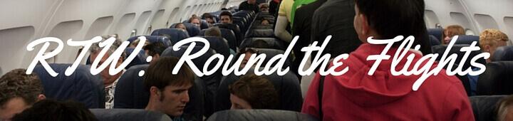 rtw round world flights