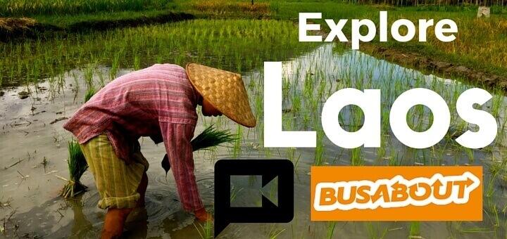 adventure Laos