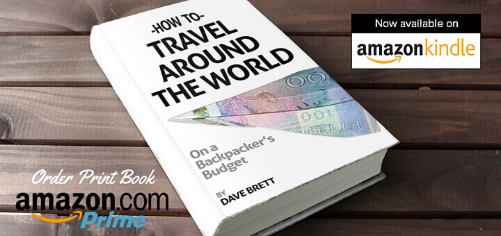 backpacking budget ebook