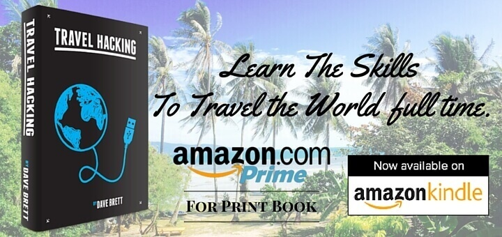 travel hacking Ebook