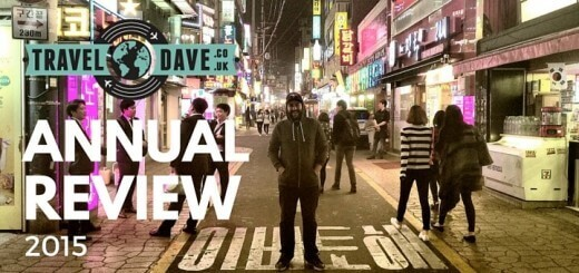 travel dave annual review 2015