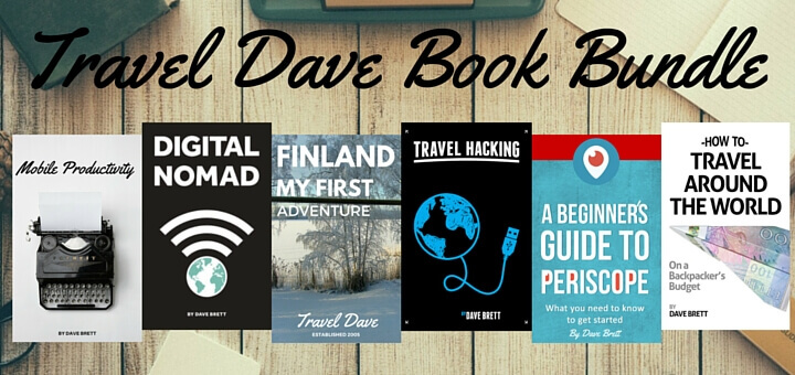 Travel Dave Ebook store