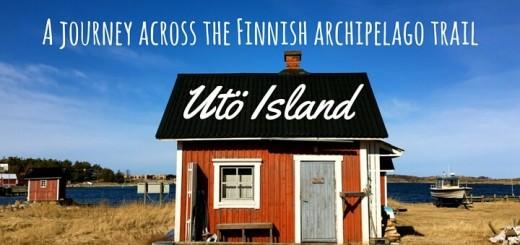 Uto Island A journey across the Finnish archipelago trail