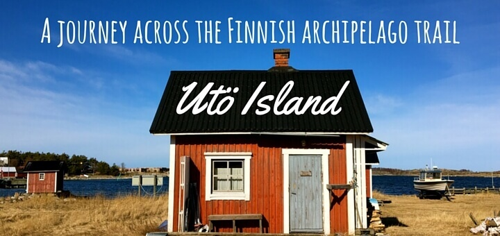 Uto Island A journey across the Finnish archipelago trail