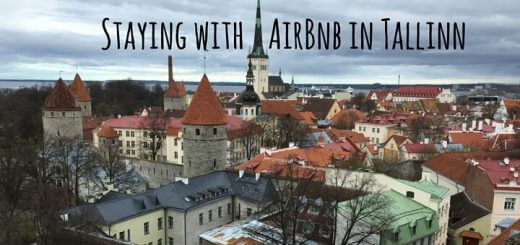 Staying with AirBnb in Telliskivi, Tallinn, Estonia.