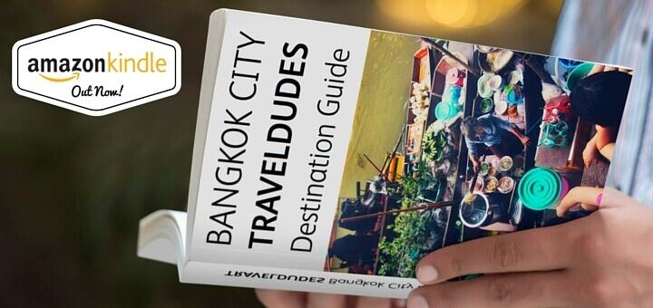 Travel Dudes Bangkok city travel guide ebook