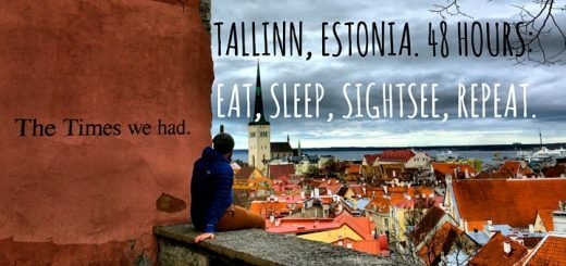 Tallinn, Estonia. 48 hours: Eat, Sleep, Sightsee, Repeat.