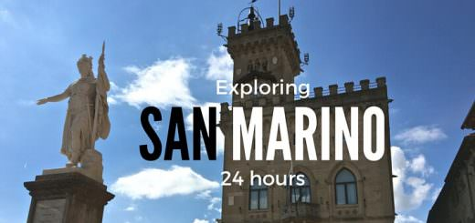 24 hours in San Marino