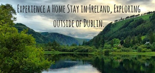 Experience a Home Stay in Ireland, Exploring outside of Dublin.