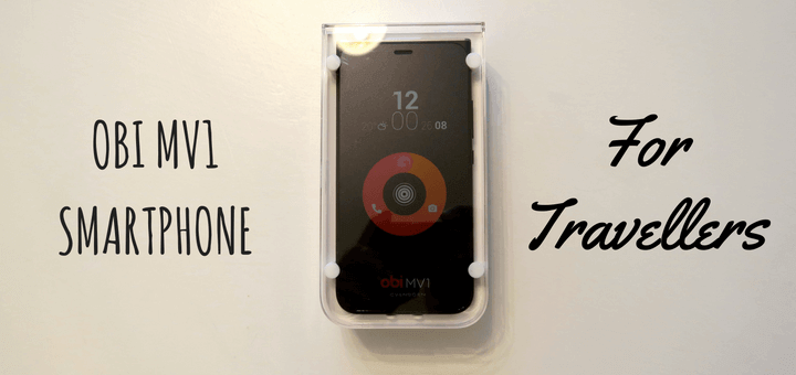 OBI Worldphone MV1 Smartphone for Travellers