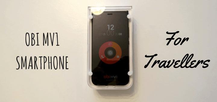 OBI Worldphone MV1 Smartphone for Travellers