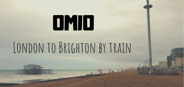 Omio London to Brighton