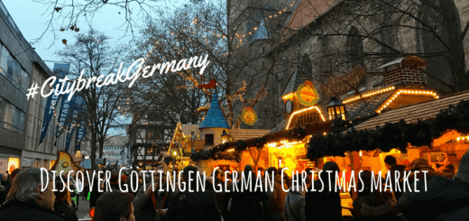 Discover Göttingen German Christmas market #CitybreakGermany