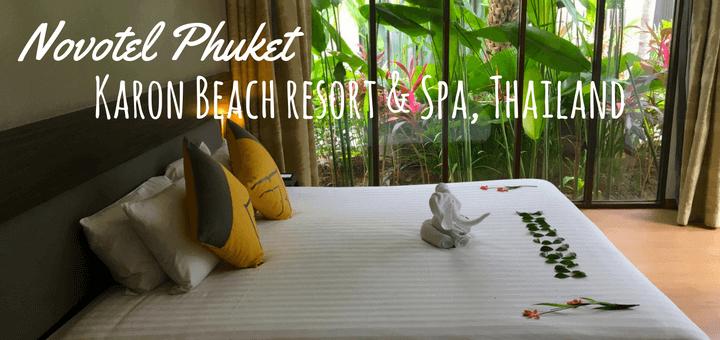 Novotel Phuket, Karon Beach resort and Spa