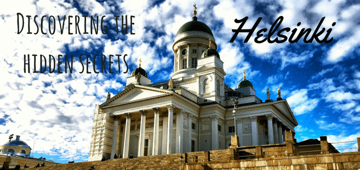 Discovering the hidden secrets of Helsinki