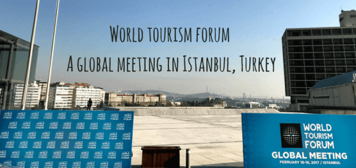 World tourism forum A global meeting in Istanbul