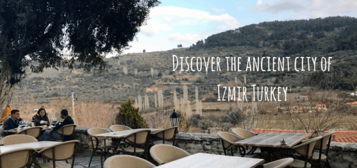 Discover the ancient city of Izmir Turkey