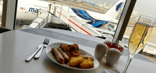 Flying Business class with Malaysian Airlines A380 London to KL