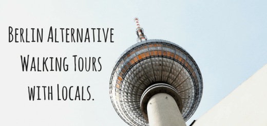 Berlin Alternative Walking Tours with Locals