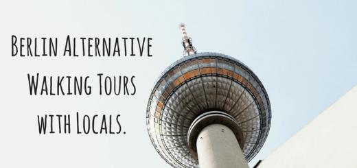 Berlin Alternative Walking Tours with Locals